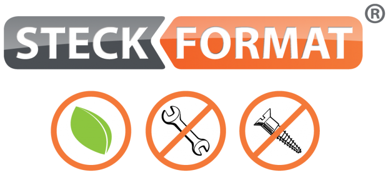 Steckformat Logo