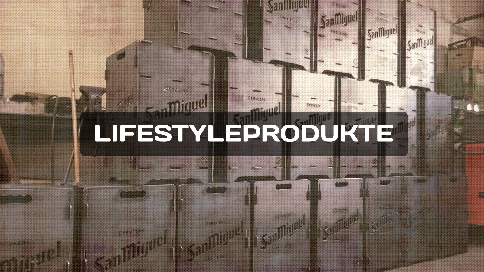 Lifestyleprodukte