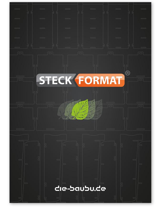 Steckformat Broschüre
